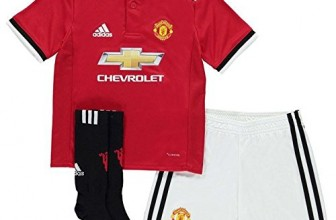 best loved e6b9e cfaa5 Children's Manchester United Kits, Home & Away in Various Sizes