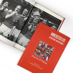 Manchester United Football Club: A History In Pictures – Free Personalisation